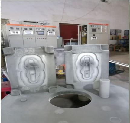 辉光离子氮化炉制作的方法