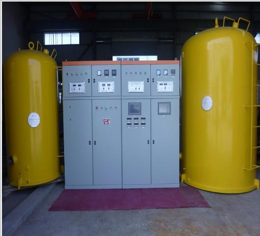 离子渗氮炉的操作流程