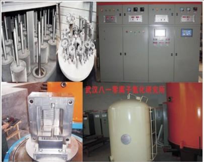 全自动辉光离子氮化炉及工艺