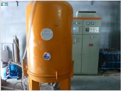 离子渗氮炉
