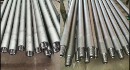 离子氮化炉加工的过程
