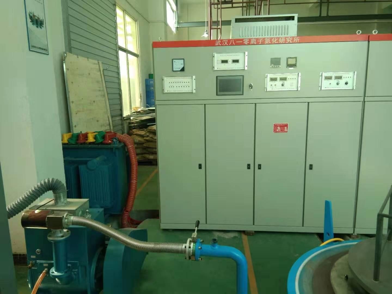 辅助加热离子氮化炉高频脉冲...