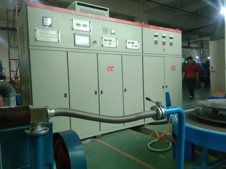 辅助加热真空离子氮化炉高频...