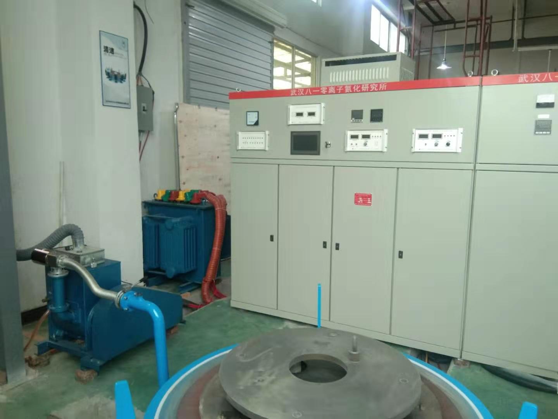 高频脉冲电源及辅助加热电源控制柜