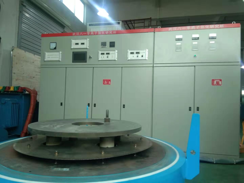 高频脉冲电源辅助加热辉光离子氮化炉