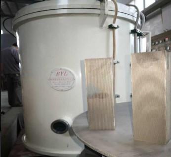 检测离子氮化炉漏气的方法和步骤