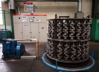 曲轴离子氮化炉新工艺