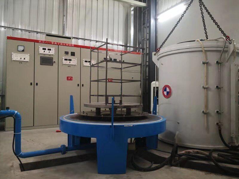 高频辅助加热离子氮化炉