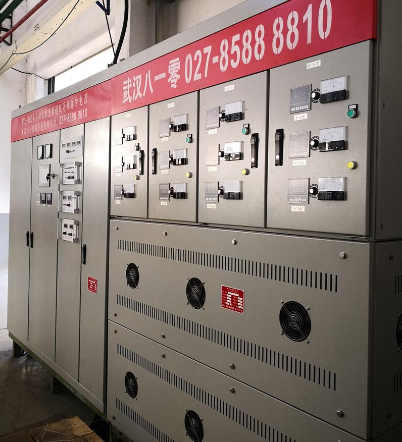 15米深离子氮化炉高频脉冲电源控制柜