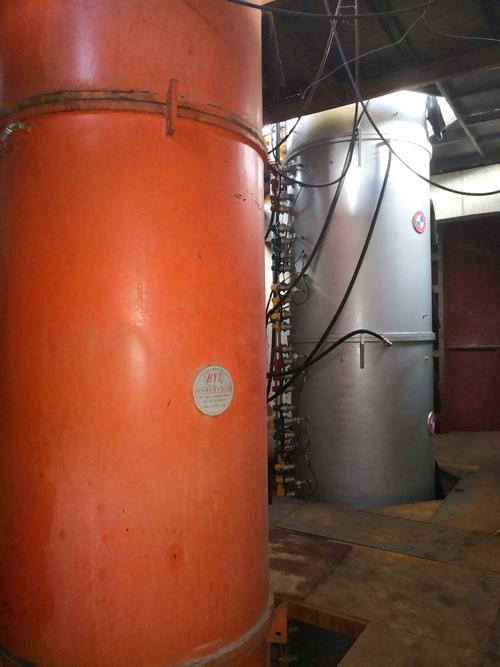 多台螺杆料筒离子氮化炉客户...