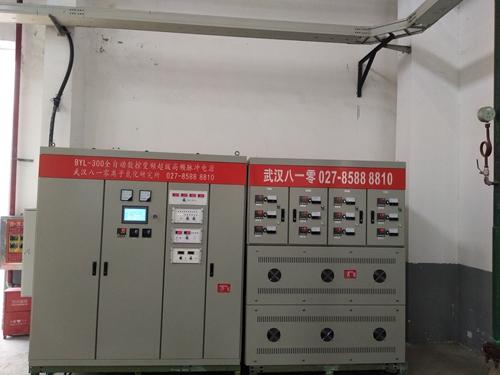 高频辅热离子氮化炉控制柜