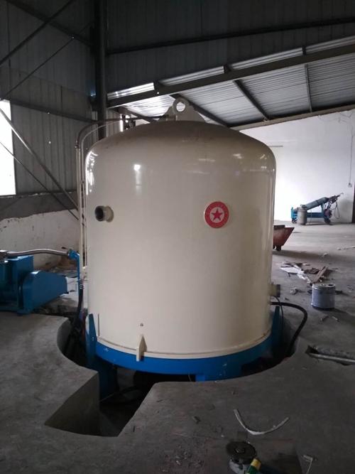 十堰曲轴离子氮化炉