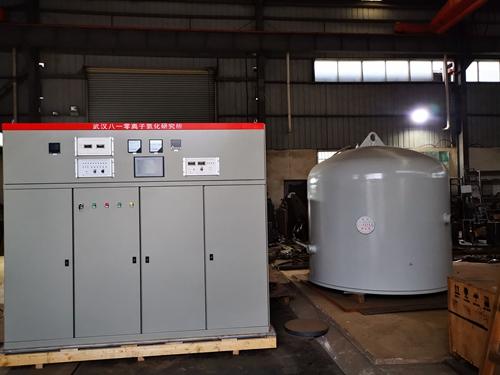 温州热锻模具离子氮化炉