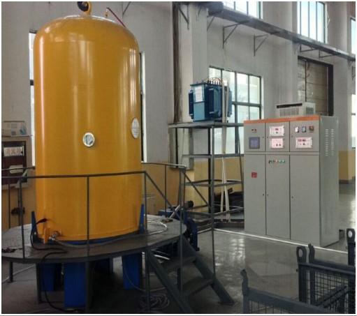 离子渗氮炉的操作步骤介绍